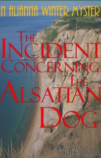 The Incident Concerning The Alsatian Dog. cover