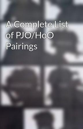 A Complete List of PJO/HoO Pairings by ultimatefangirl616