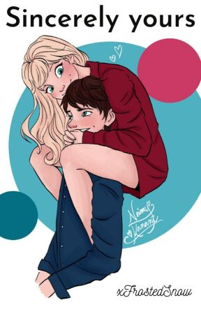 ♡ Sincerely Yours ♡ (Jelsa FanFic) by xFrostedSnow