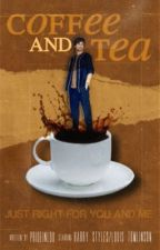 coffee and tea | larry  by prideinlou