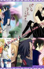 A Naruko and Sasuke love story by jewell109