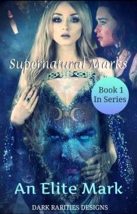Supernatural Marks Book 1 (Completed/unedited) cover