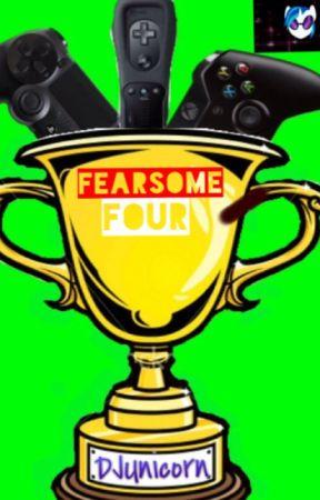 Fearsome 4 by DJUnicorn