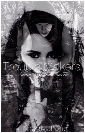 Trouble Makers by JDsLunaGirl