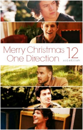 Merry Christmas One Direction '12 [Dirty/Clean Imagines]