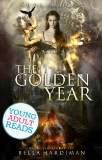 The Golden Year- The Sorceress cover