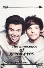 The innocence of green eyes - Larry stylinson (hybrid!harry) by nevermind-larry
