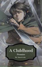 A Childhood Promise | Levi Ackerman by Yoon-ki-Min