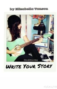 Write Your Story (Completed!) cover