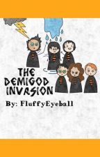 The Demigod Invasion (Percy Jackson and Harry Potter Crossover) by FluffyeEyeball
