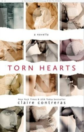 Torn Hearts by clairecontreras