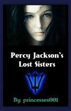 Percy Jackson's Lost Sisters by princesses001