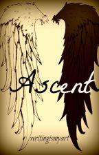 Ascent » frerard by writingismyart