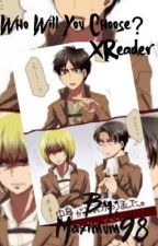 Armin x Reader x Levi Who will you choose?(Lemon) by Maximum98