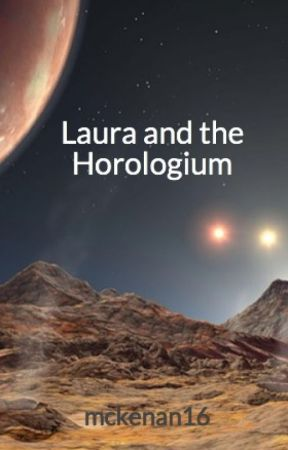 Laura and the Horologium by mckenan