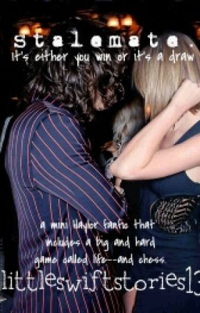Stalemate.《Haylor AU》 by Littleswiftstories13