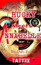 Chucky Meets Annabelle by tattxx