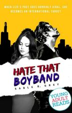 Hate That BoyBand (h.s fanfic)| ✔ by graefiction