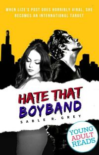 Hate That BoyBand (h.s fanfic)| ✔ cover