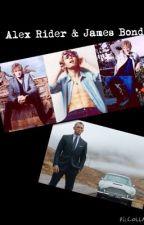 Alex Rider & James Bond crossover by Rider_007