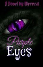 Purple Eyes by Werecat