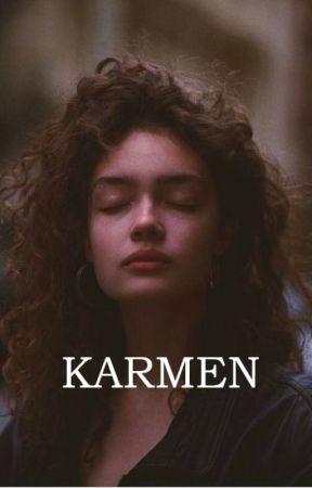 KARMEN by OzgeMeral