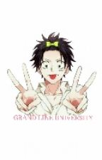Grand Line University (One Piece AU) by REDLIPSTICK77