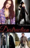 Destruction (X-Men/Wolverine Fan Fiction) cover