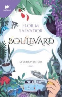 BOULEVARD © #1  [✔] cover