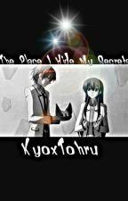 The Place I Hide My Secrets (a Fruits Basket fanfic KyoxTohru) by eJay112
