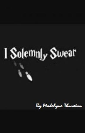 I Solemnly Swear by I_am_gay_asf
