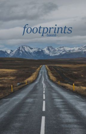 footprints by -haunt-