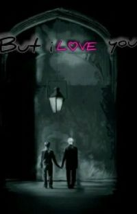 But I Love You (Drarry ,fluff) cover
