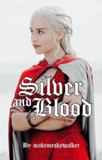 Silver And Blood | Legolas by makemeskywalker