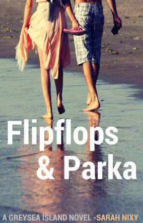FlipFlops & Parker by SarahNixy