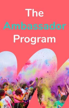 The Ambassador Program by Ambassadors