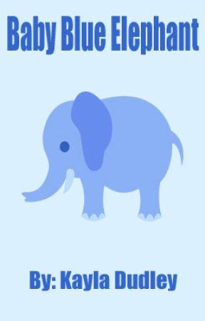 Baby Blue Elephant (Harry Styles) by hopefullywiddershins