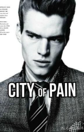 City of Pain by ordinarymira