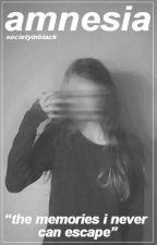 amnesia ➳ 5sos [au] by societyinblack