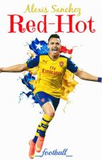 Red-Hot ⇢ Alexis Sánchez by _football_