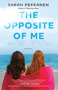 The Opposite of Me - Excerpt cover
