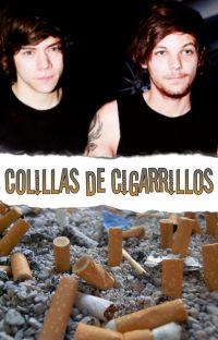 """""""Colillas de cigarrillos"""" » AU l.s  cover"""