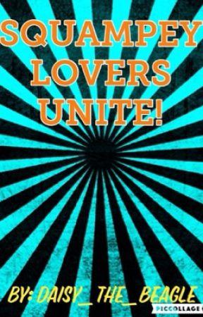 Sqampy lovers unite! by Daisy_the_Beagle