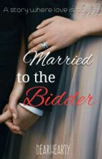 Married to the Bidder cover