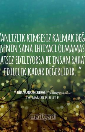 """ BİR.YUDUM.SEVGİ "" by -Nur-emre-"