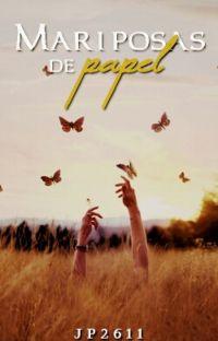 Mariposas de Papel cover