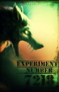 Experiment Number 7218 cover