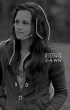 Rising Dawn by burningbrightfire