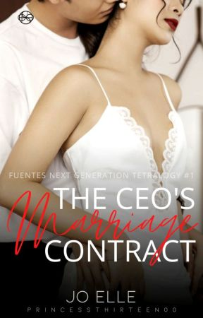 FNGT 1: The CEO's Marriage Contract [COMPLETED] by PrincessThirteen00