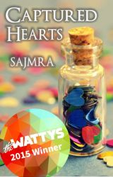 Captured Hearts Book 1 in the Heart Series - Wattys 2015 Winner  by sajmra